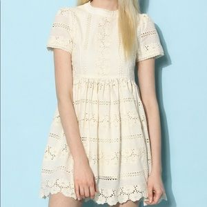 Lace Baby Doll/Skater Dress